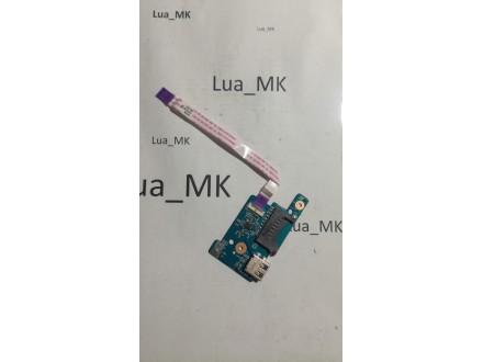 Acer Aspire ES1-531 Paljenje - USB konektor