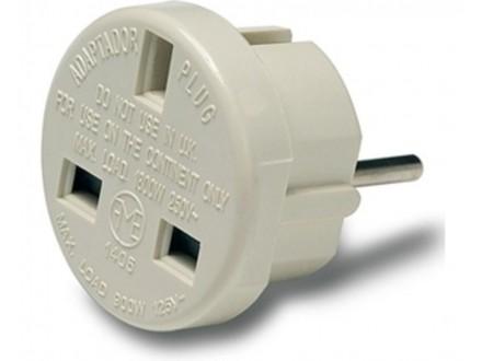 Adapter Euro utikač - UK utičnica