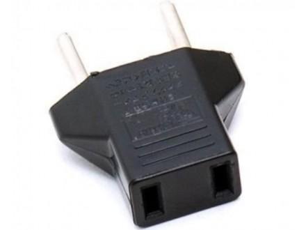 Adapter Euro utikač - USA utičnica