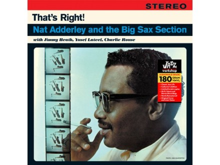 Adderley, Nat-That`s Right! -Hq/Ltd-