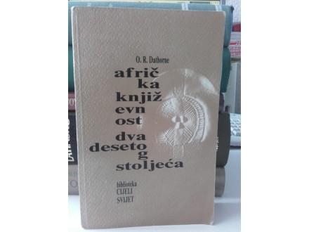 Afrička književnost dvadesetog stoljeća - Dathorne