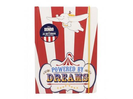 Agenda A5 Dumbo Dreams - Disney