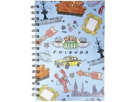 Agenda A5 - Friends, Wiro - Friends