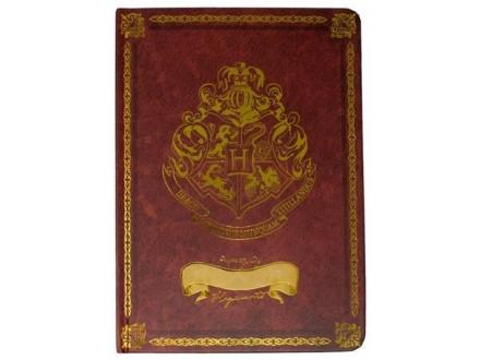 Agenda A5 - HP, Crest Casebound, Burgundy - Harry Potter
