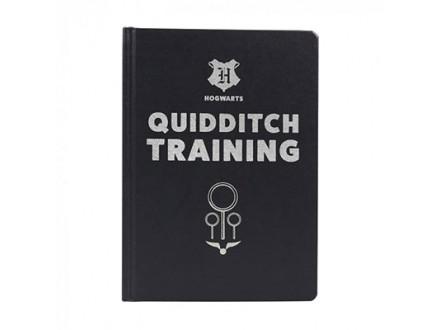 Agenda A5 - HP, Quiddich - Harry Potter