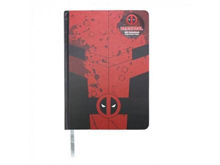 Agenda A5 - Marvel, Deadpool - Marvel