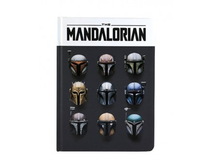 Agenda A5 SW Mandalorian - Star Wars