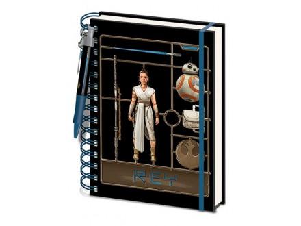 Agenda A5 - Wiro, Star Wars, The Rise Of Skywalker, Rey - Star Wars