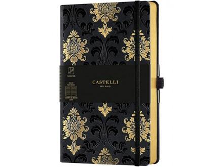 Agenda - Baroque, Gold - Castelli