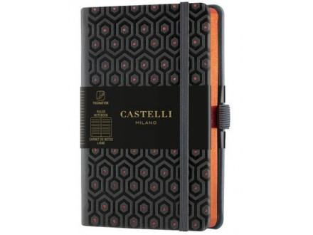 Agenda - Honeycomb, Copper - Castelli