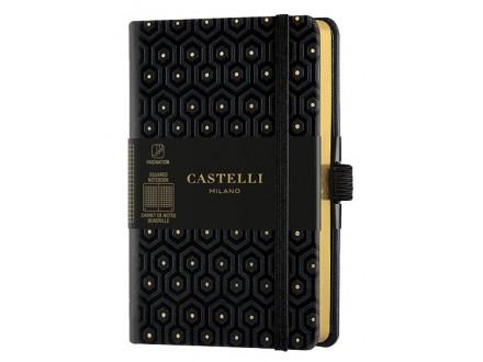 Agenda - Honeycomb, Gold - Castelli