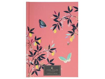 Agenda - Multi Coral Butterfly, Sara Miller - Sara Miller