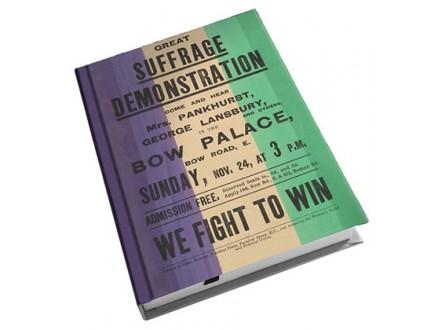 Agenda - Suffragettes, Great Suffrage Demonstration
