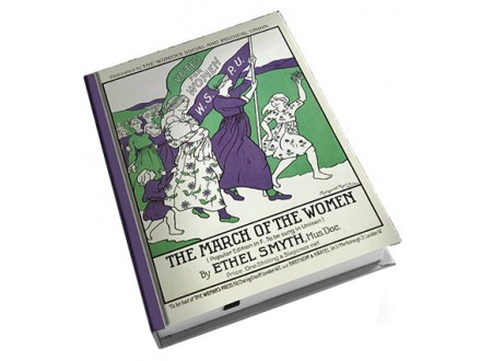 Agenda - Suffragettes, The March of the Women