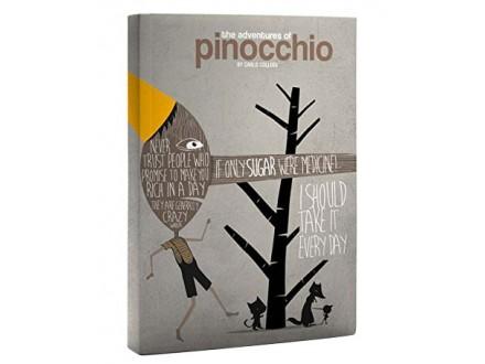 Agenda - The Adventures Of Pinocchio