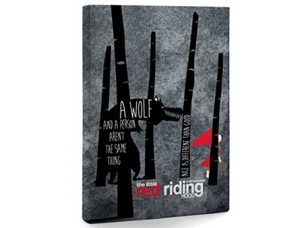 Agenda - The Little Red Riding Hood