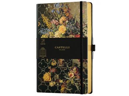 Agenda - Vintage Floral Rose - Castelli