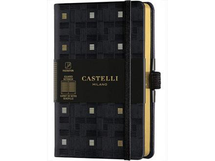 Agenda - Weaving, Gold - Castelli