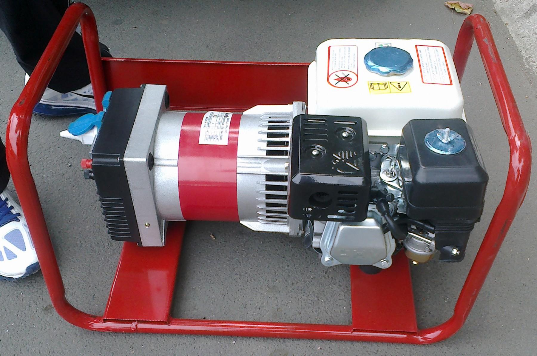 Generatori za struju cena