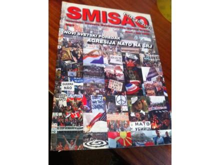 Agresija NATO na SRJ ratno izdanje 1999