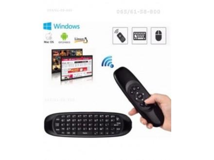 Air miš-bežični miš i tastatura-Daljinski upravljač-3u1