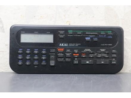 Akai RC-V466A wireless VCR daljinski