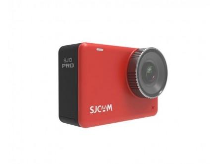 Akciona kamera SJ10 Pro crvena