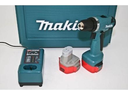 Akumulatorska bušilica-šrafilica 14,4V 6281DWPE MAKITA