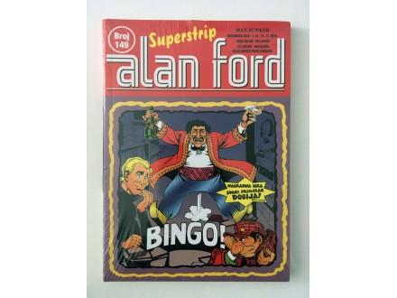 Alan Ford - Bingo! (Superstrip br. 149)