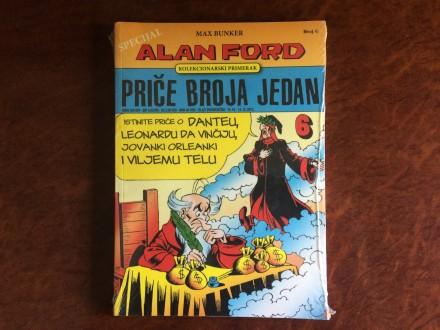 Alan Ford - Price Broja Jedan Novo