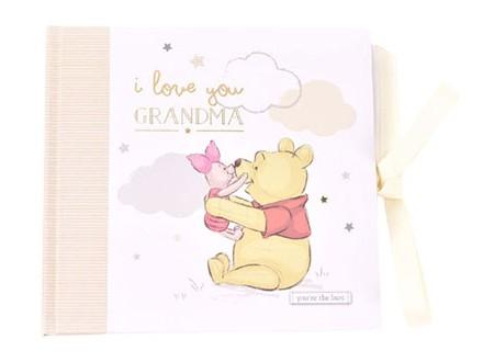 Album - Disney, Pooh, I Love You Grandma - Disney