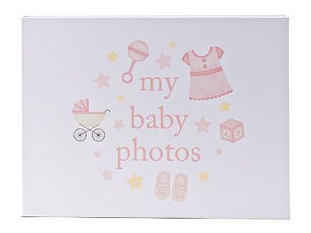 Album - Hello Baby, My Baby Photos, Pink - Hello Baby
