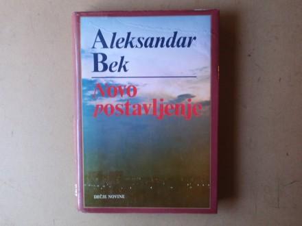 Aleksandar Bek - NOVO POSTAVLJENE