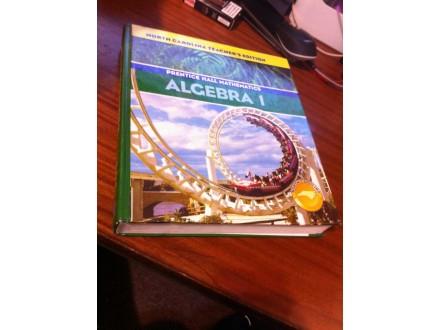 Algebra 1 North Carolina Teachers edition