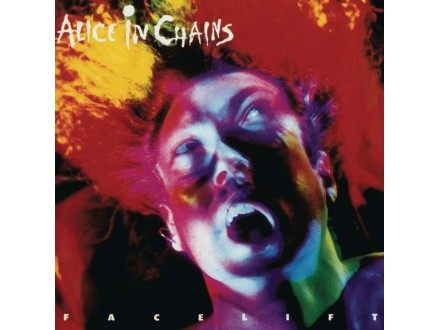 Alice in chains- facelift