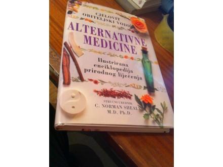 Alternative medicine cjelovit obiteljski vodič