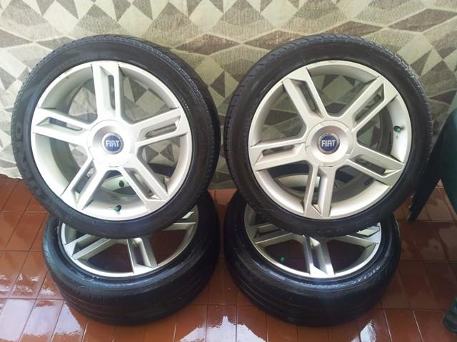Aluminijumske felne (FIAT Stilo) - Kupindo.com (17113037)