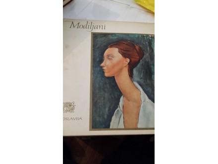 Amedeo Modiljani - Male monografije slavnih slikara