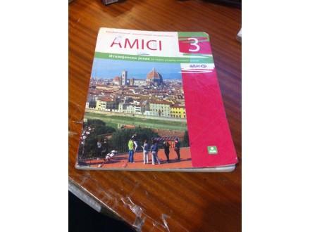 Amici 3 Italijanski za 7 razred
