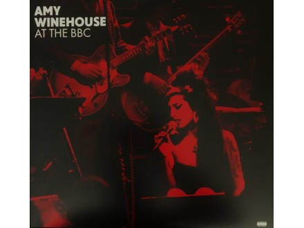 Amy Winehouse-At The BBC
