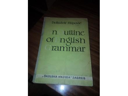 An Outline of English grammar - dr Rudolf Filipović