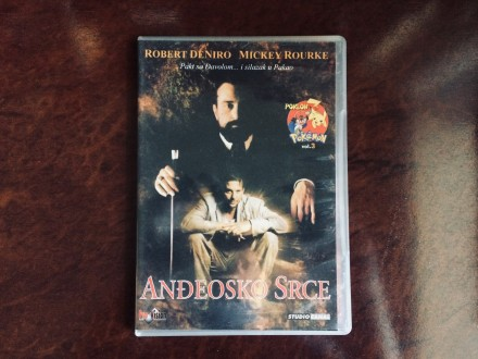 Andjeosko Srce DVD