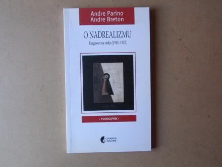 Andre Parino / Andre Breton - O NADREALIZMU