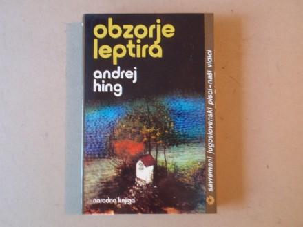 Andrej Hing - OBZORJE LEPTIRA