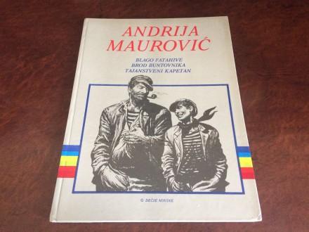 Andrija Maurovic Sivi Album 1986.
