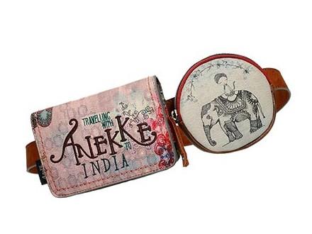 Anekke India - Torbica, Blue - Anekke