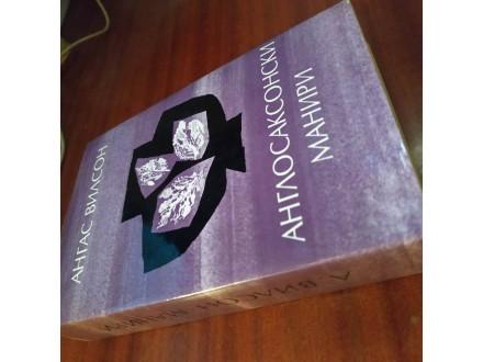 Anglosaksonski maniri Angas Vilson