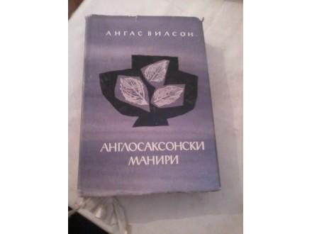 Anglosaksonski maniri - Angas Vilson