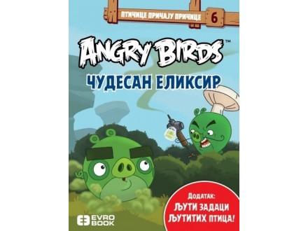 Angry Birds - Čudesan eliksir