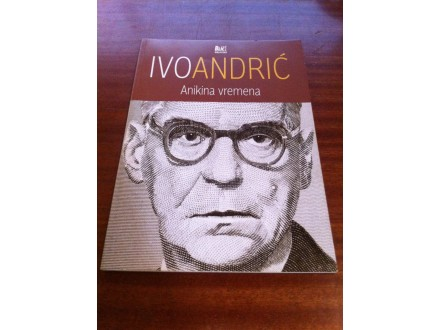 Anikina vremena Ivo Andrić